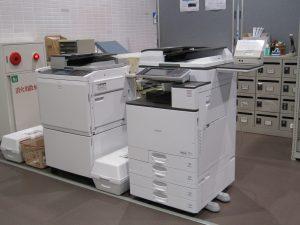 コピー機&印刷機