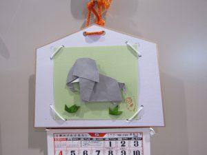ぞう(折り紙サークルバラの会)