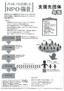 京都プロボノプログラム支援①